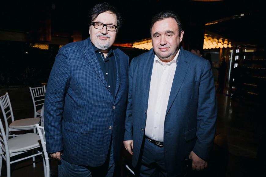 Игорь Губернский и Александр Рапопорт