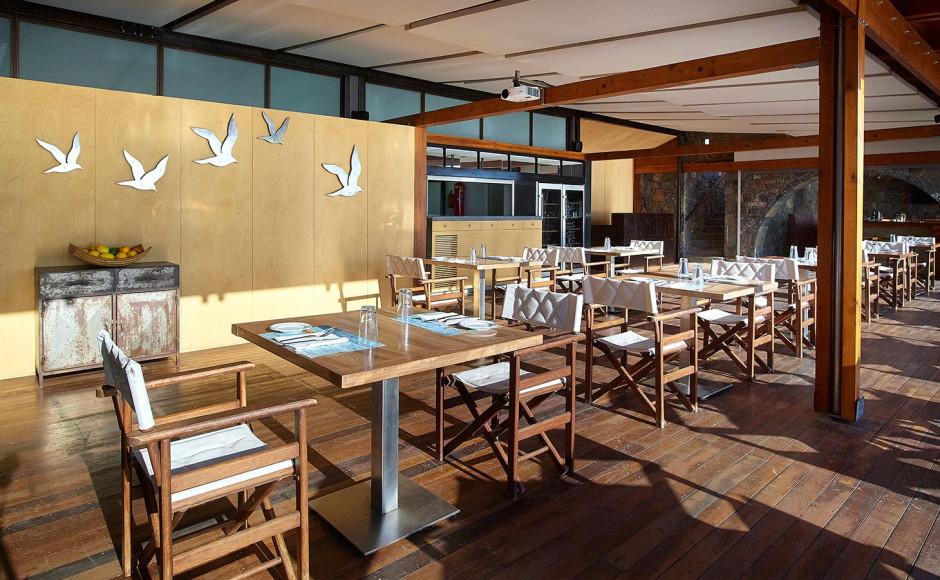Бар-ресторан The Blue Bay