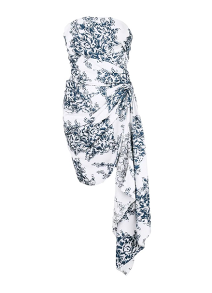 Платье Oscar de la Renta, 367 090 руб. (farfetch.com)