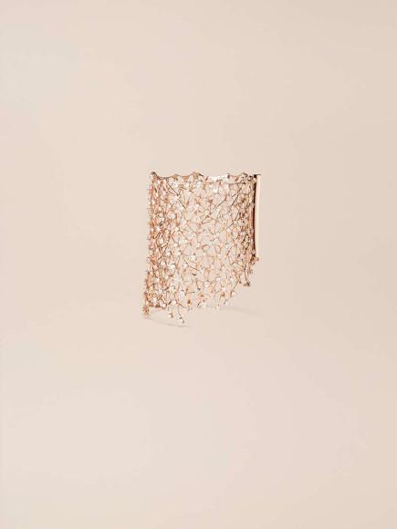 Браслет-манжетаContre la peau,Hermès