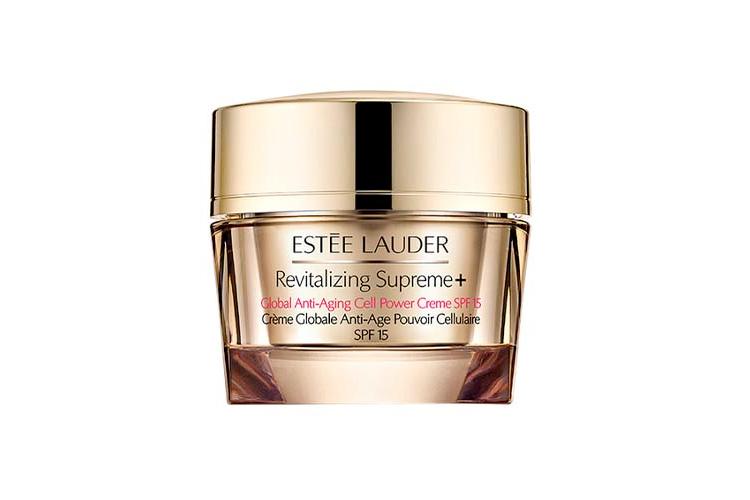 Комплексный крем для сохранения молодости кожи, обогащенныйфитоклетками SPF 15, Revitalizing Supreme+, Estee Lauder
