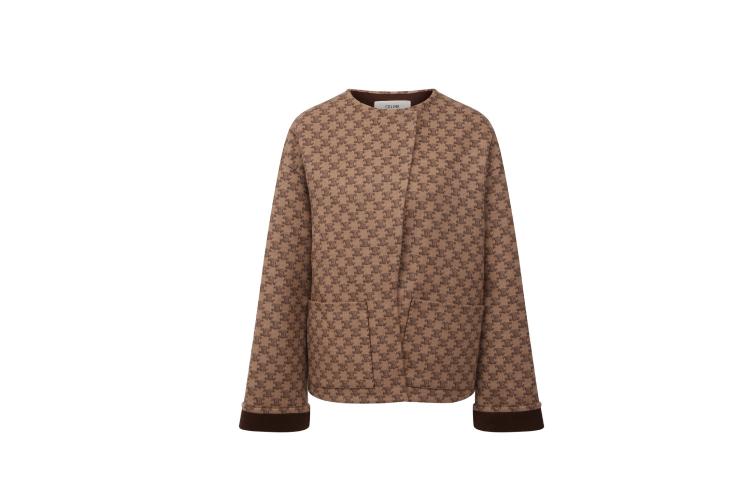 Куртка Celine, 248 500 руб.(ЦУМ)