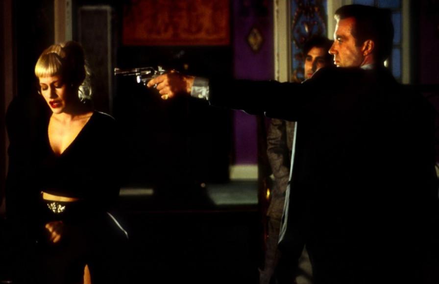 Кадр из фильма «Шоссе в никуда»