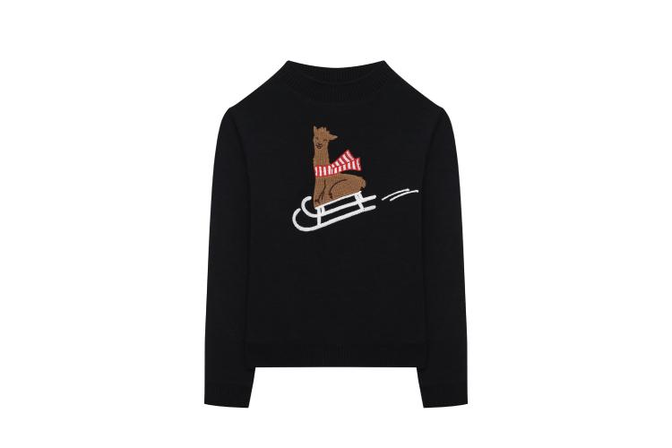 Кашемировый пуловер Loro Piana, 44200 руб. (ЦУМ)