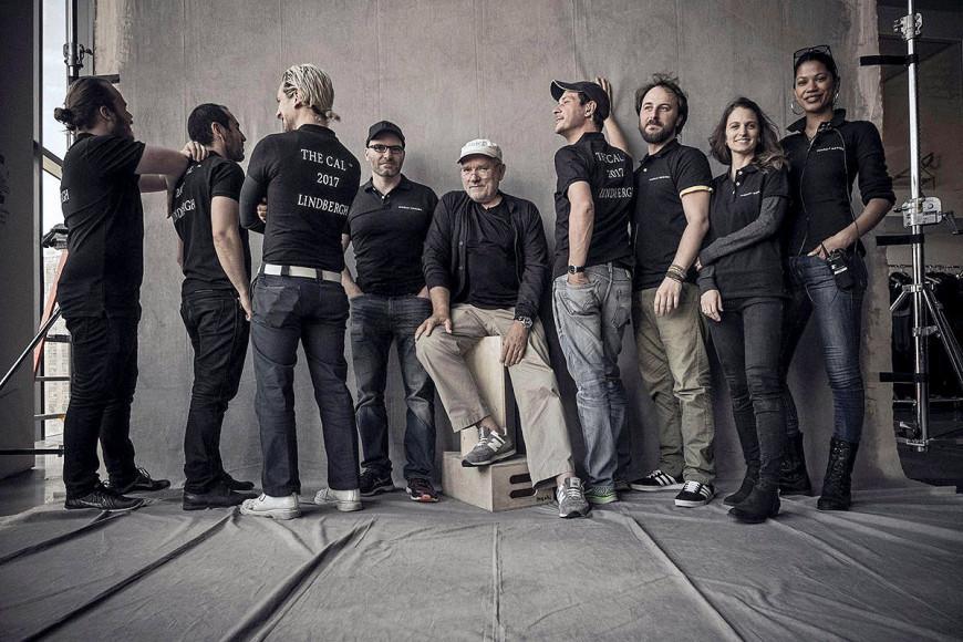 Съемочная команда