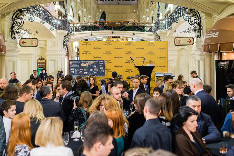 Фото: пресс-служба Breitling
