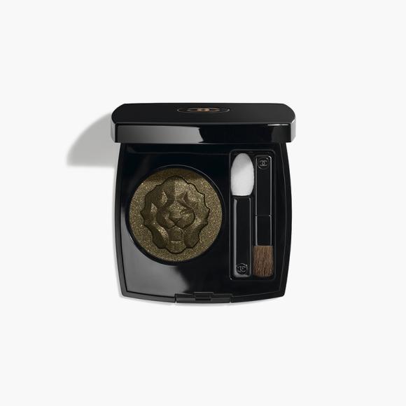 Тени Ombre Premiere Poudre Vert Lamé из коллекции Maximalisme de Chanel, Chanel, 2720 руб.
