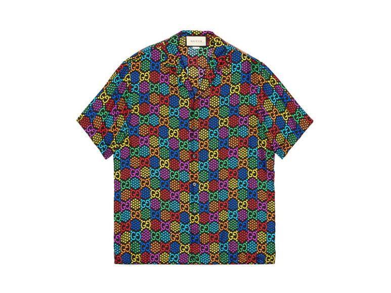 Рубашка Gucci, 73 000 руб. (gucci.com)