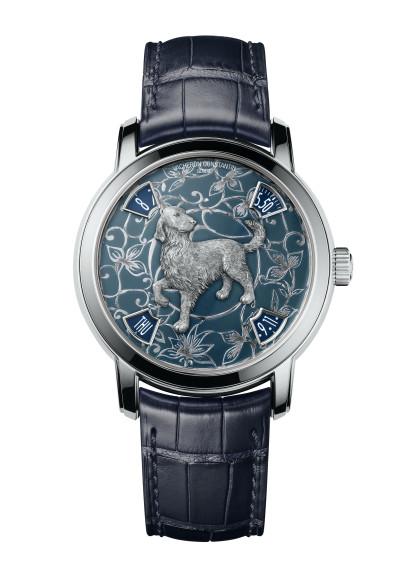 Часы Métiers d'Art, Vacheron Constantin