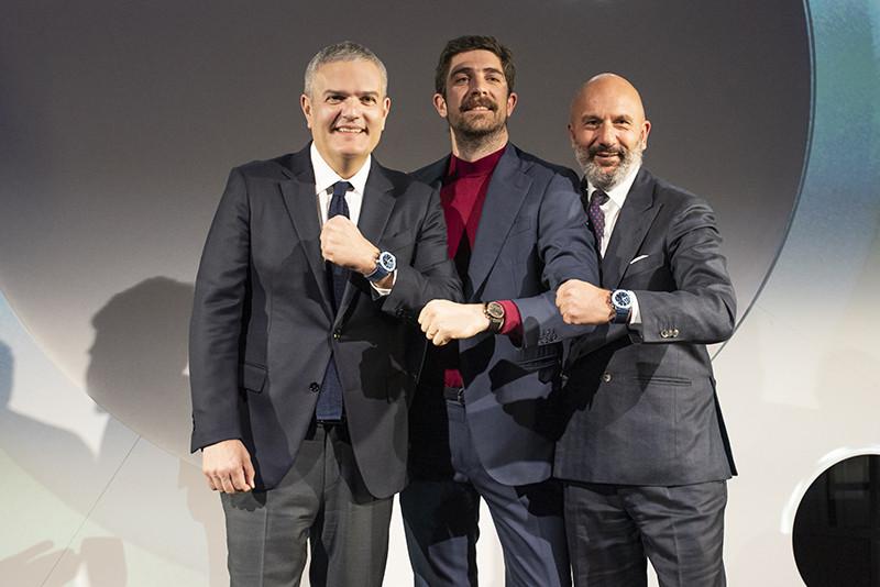 Рикардо Гвадалупе, Карло Борромео и Энрико Витали