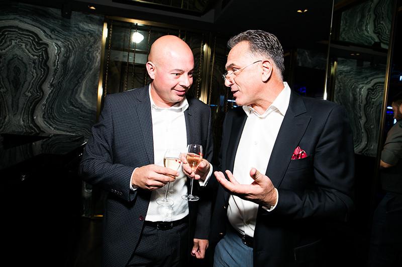 Иван Мунтяну и Георгий Гамбашидзе