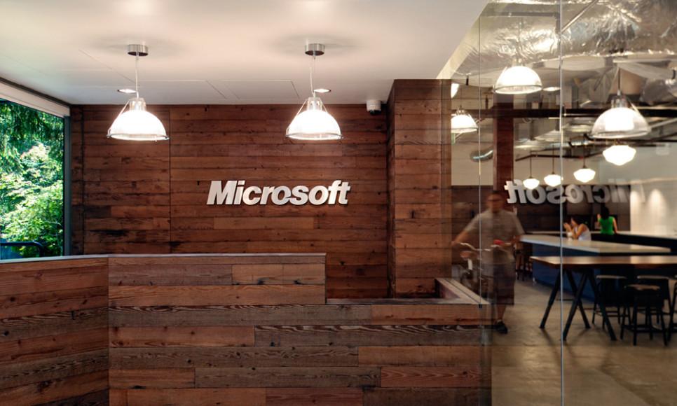 Офис Microsoft в Редмонде, штат Вашингтон