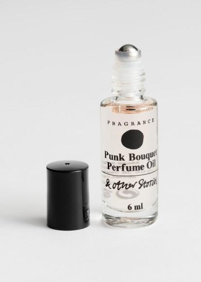 Парфюмированное масло