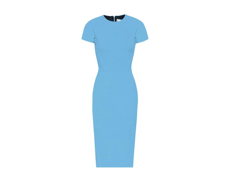 Платье Victoria Beckham, $977 (mytheresa.com)