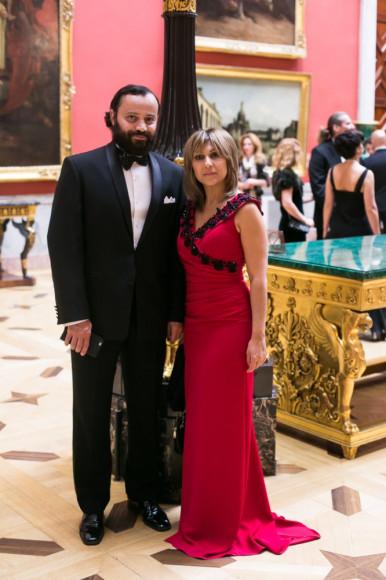 Давид и Анна Багратиони