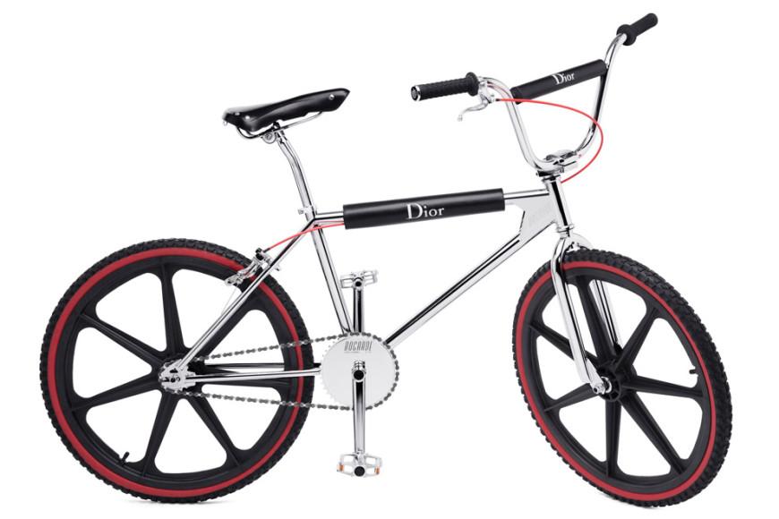 Велосипед Dior BMX x Bogarde, Dior Homme