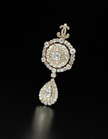 Бриллиантовый кулон