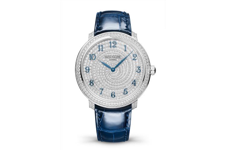 Часы Calatrava Diamond Ribbon, Patek Philippe