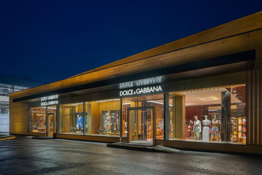 Бутик Dolce & Gabbana в ТЦ «Барвиха Luxury Village»