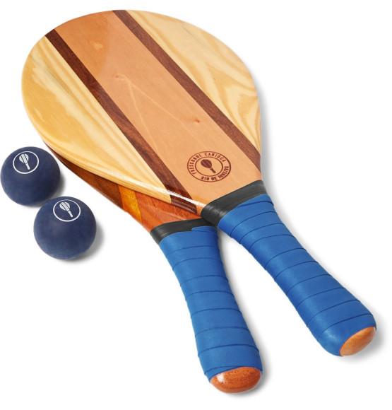 Набор для игры в пляжный теннис Frescobol Carioca