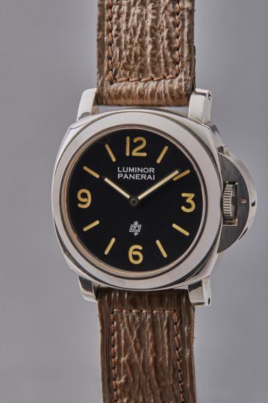Часы Luminor «Pre-Vendôme», Panerai. Эстимейт $40–80 тыс.