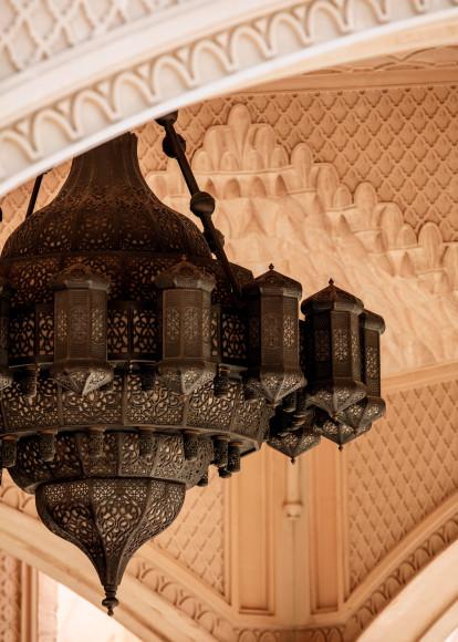 Декор отеля One&Only The Palm (Дубай)