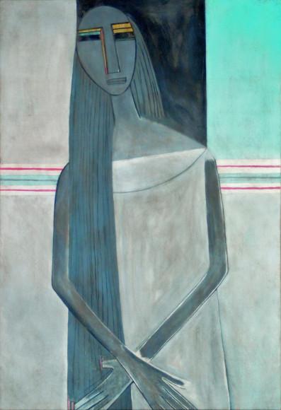 Вифредо Лам. Untitled»,1939. Из частной коллекции