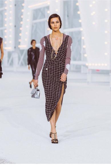 Chanel, весна-лето 2021