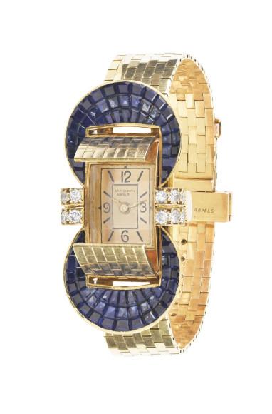 Часы-браслет Ludo, 1949 г.