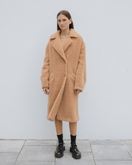 Коллекция пальто Luda Nikishina