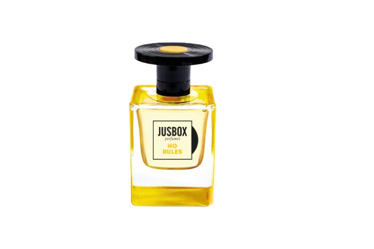 Парфюмерная вода No Rules, Jusbox, 14 500 руб. («Рив Гош»)