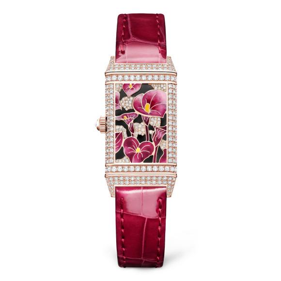Часы Reverso One Precious Flowers, Jaeger-LeCoultre