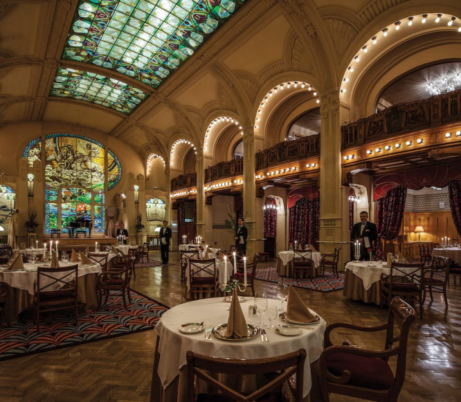 Ресторан «Европа»