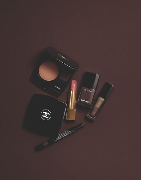 Коллекция макияжа осень-зима 2021, Chanel