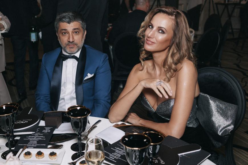 Владимир Байгильдин (CP Capital) и Ольга Мягких (генеральный продюсер «Синергии», советник в Россельхозбанке)