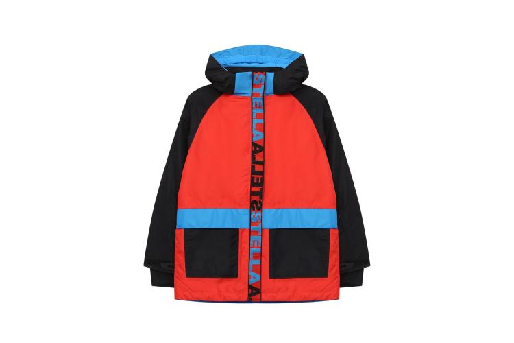 Куртка с капюшоном Stella McCartney Kids, 21600 руб. (ЦУМ)