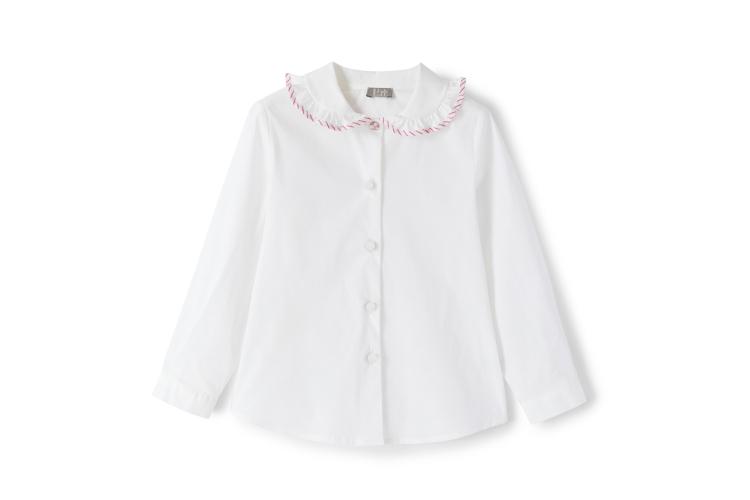 Блуза Il Gufo, 13450 руб. («Даниэль»)
