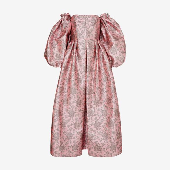 Платье Erdem (Net-a-Porter), £2567