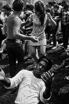 Аньес Варда. Любовь в Гриффит-парке. Лос-Анджелес, 1968