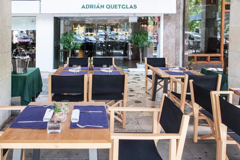 Adrian Quetglas Restaurant, Майорка