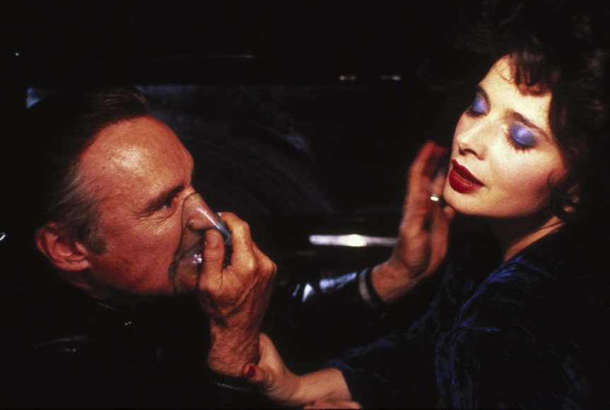 Кадр из фильма «Синий бархат»