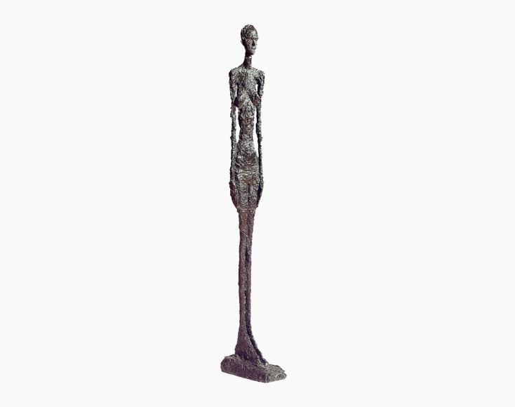 Альберто Джакометти. Grande Femme II, 1960