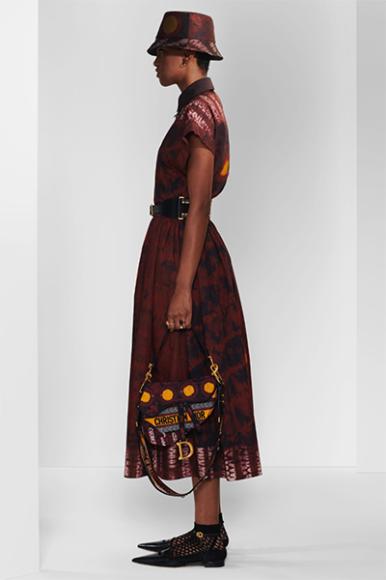 Christian Dior, pre-fall 2020