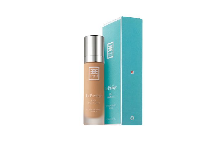 База под макияж Le Privilège Base Traitante, Rivoli ухаживает за кожей, делает цвет лица безупречным, а также снимает покраснение и раздражение, предупреждает старение