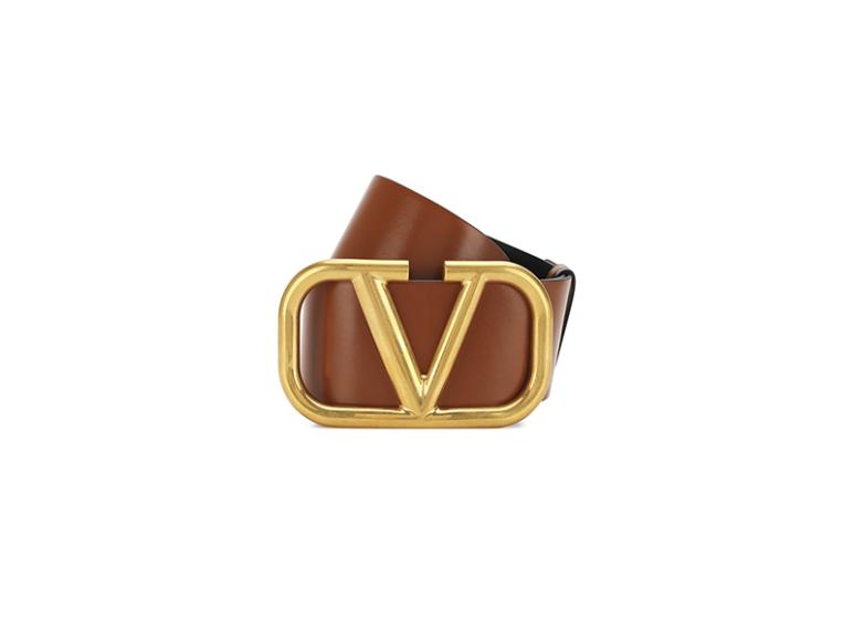 Кожаный пояс Valentino Garavani, 49 600 руб.