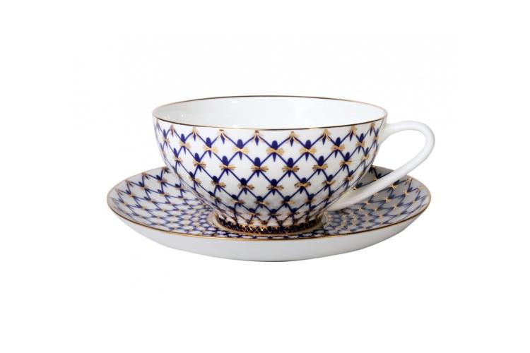 Чайная пара, «Императорский фарфоровый завод»