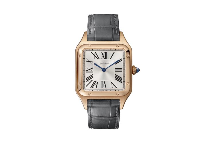 Часы Santos Dumont, Cartier, 1 040 000 руб. (Cartier)