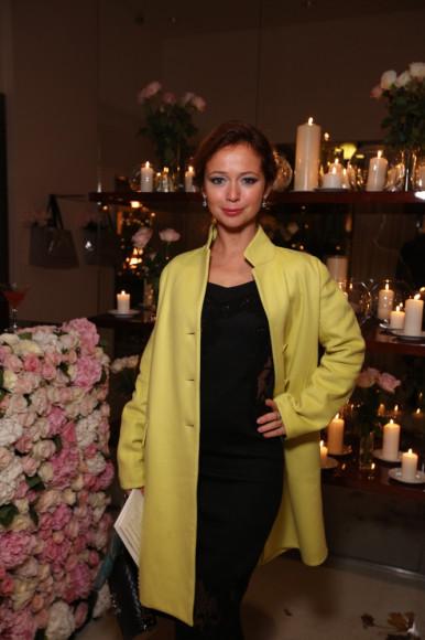Актриса Елена Захарова