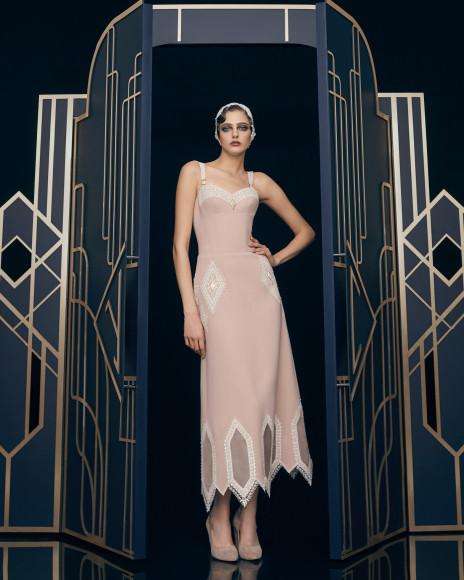 Ulyana Sergeenko Couture, весна-лето 2021