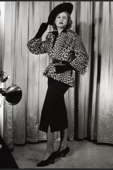 Жакет «Fouquet's», Christian Dior 1949 год